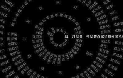文字云时钟word clock手机屏保壁纸app官方版下载图片2