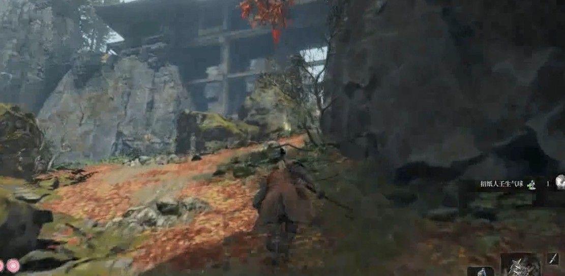 只狼邪道流程解说03:探寻仙峰寺与白蛇腹中之谜图片2