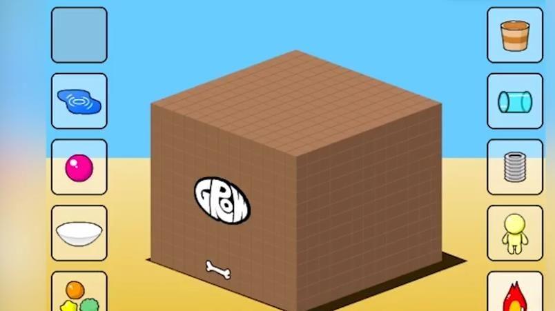 小熙解说方块进化模拟器游戏官方版下载图片1