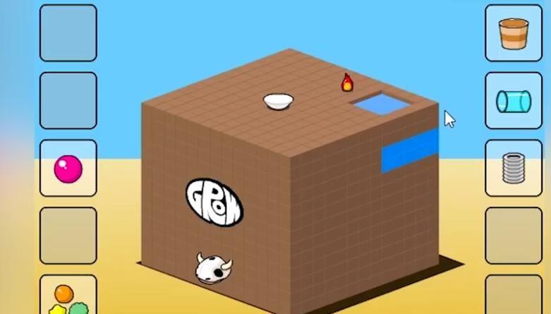 小熙解说方块进化模拟器游戏官方版下载图片4
