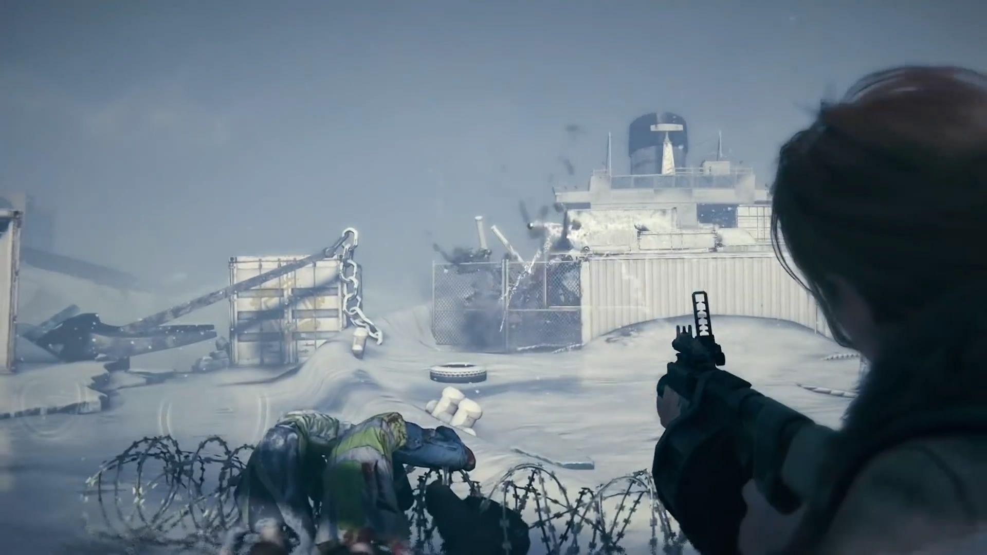 僵尸世界大战ps4游戏官方网站下载正式版图片1