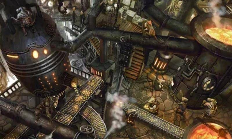 蒸汽世界moba ios苹果版手机游戏下载图片4