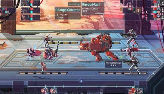 星际叛军游戏中文手机版下载(Star Renegades)图片2