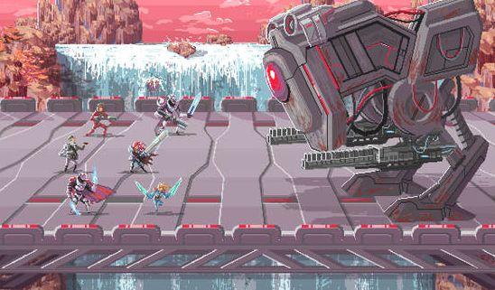 星际叛军游戏中文手机版下载(Star Renegades)图片5