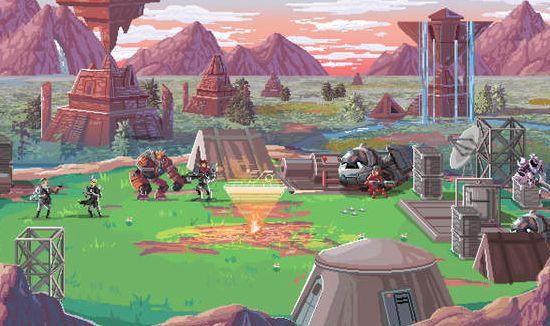 星际叛军游戏中文手机版下载(Star Renegades)图片3