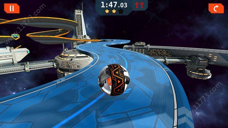 独轮竞速游戏无限金币修改版图片4
