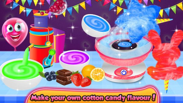 发光棉花糖模拟器手机游戏安卓版图片1