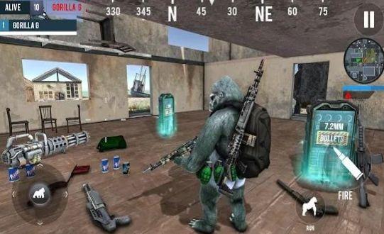 绝地求生猩猩战场游戏官方网站下载安卓版图片4