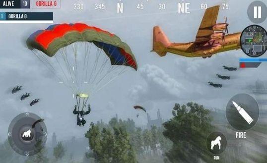 绝地求生猩猩战场游戏官方网站下载安卓版图片1