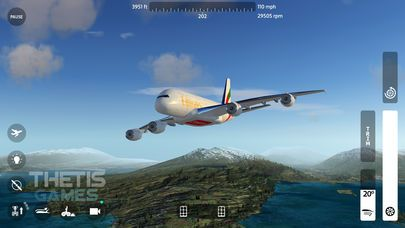 航班模拟器游戏中文修改版图片3