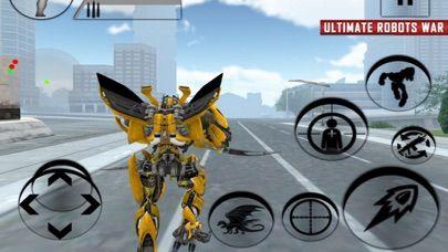 机器人战争新世界游戏安卓版(Robot War New World)图片1