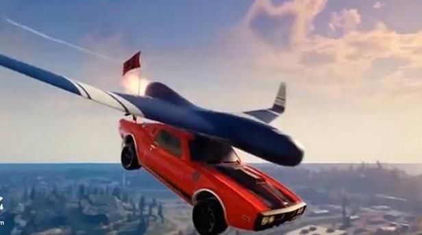 绝地飞车游戏官方版下载图片2