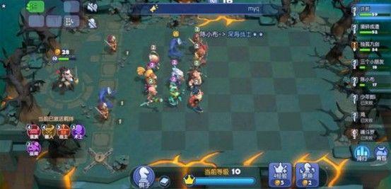 梦塔防手游蛮族骑士阵容推荐:4蛮族骑士流玩法攻略图片2