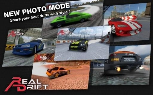 Real Drift无限金币版中文游戏最新下载图片3