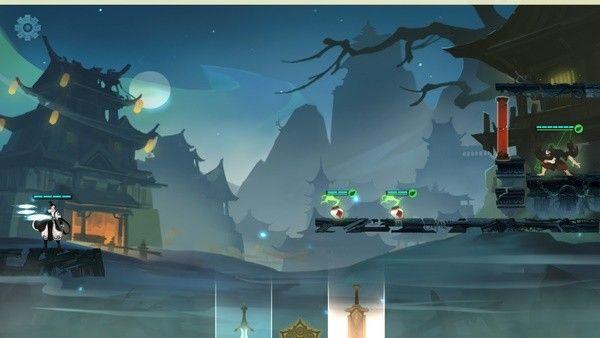 腾讯末剑2官方正版图片3
