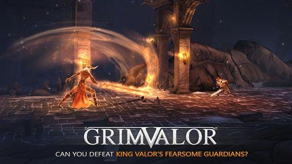 Grimvalor官方汉化版图1