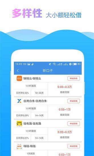 大哥花花贷款官网版app下载图片1