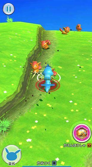 Pokemon Scramble SP汉化版图1