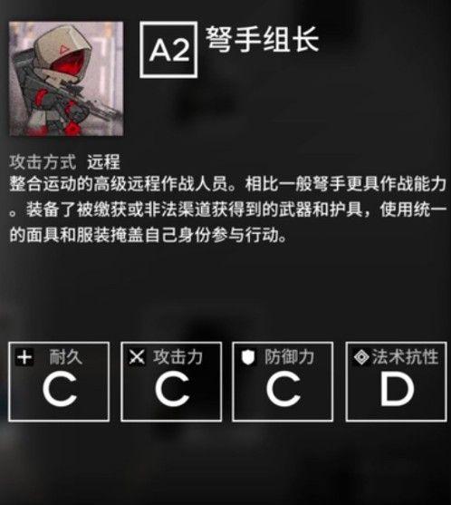 明日方舟敌人图鉴大全:怪物图鉴及攻击方法图片11
