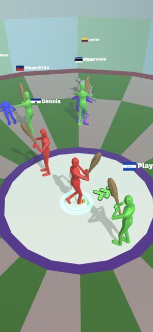 棒槌大作战安卓手机游戏下载(Clubber.io)图片1