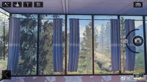 明日之后落地窗别墅设计蓝图:豪华落地窗房子平面设计图图片5