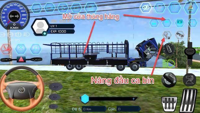 越南卡车模拟器中文版图3