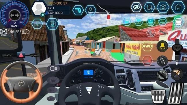 越南卡车模拟器中文版图4