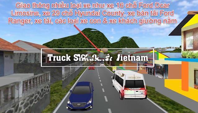 越南卡车模拟器中文版图5