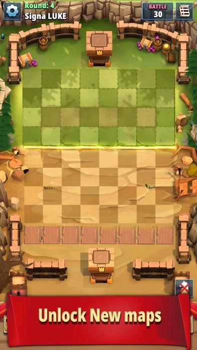 Auto Chess Legends手游官方网站下载正式版(自走棋传奇)图片3