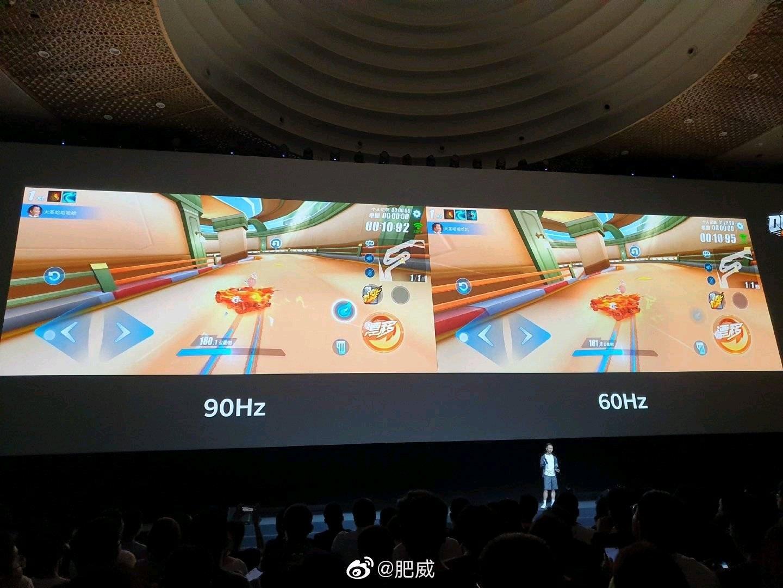 《QQ飞车》手游即将为一加7Pro更新90Hz模式[图]