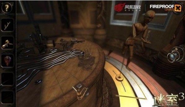 迷室3评测:The Room Three国服,古典机械解谜游戏[视频][多图]图片1