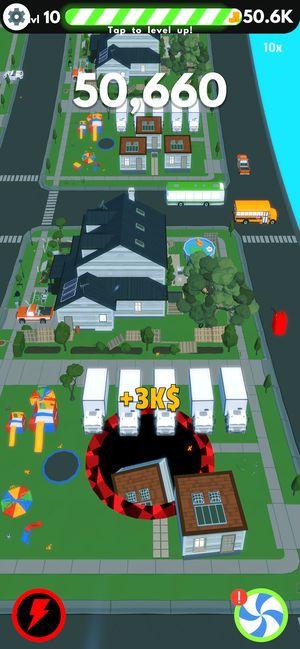 Idle Hole游戏安卓官方版下载图片1