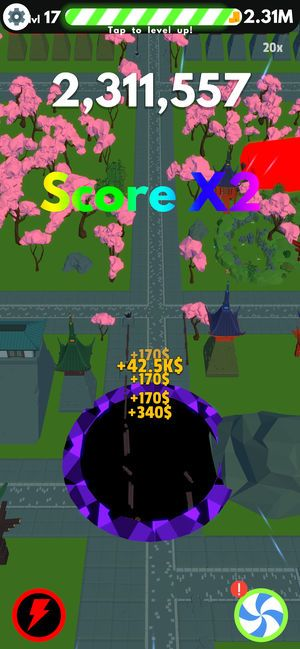 Idle Hole游戏安卓官方版下载图片3