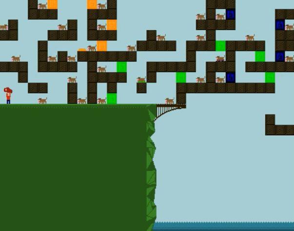 Junmp Off Bridge安卓版手游汉化版下载图片1