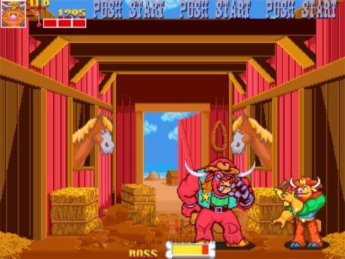 疯狂西部牛仔手机安卓街机游戏下载图片3