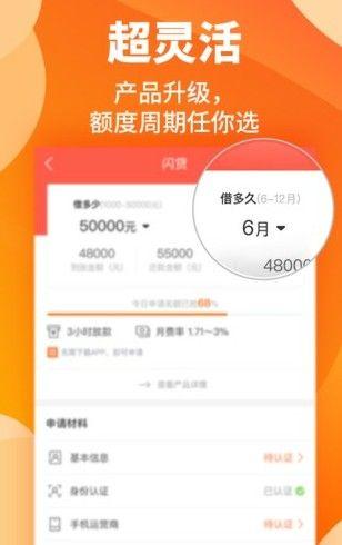 闪贷借贷金服app官方下载图片3