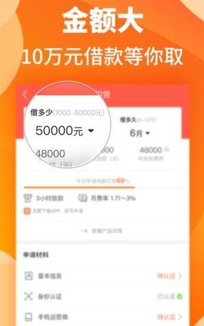 闪贷借贷金服app官方下载图片1