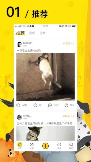 爱宠星球官方手机版app下载图片1