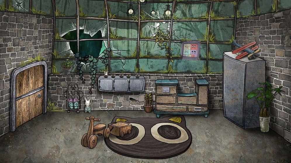逃出猫咪的房间游戏图3