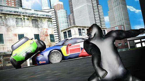 愤怒的大猩猩安卓游戏无限金币修改版下载图片3