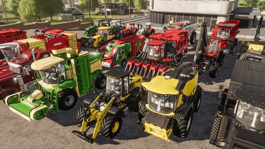 农业世界Pro2019游戏模拟器安卓官方地址下载图片1