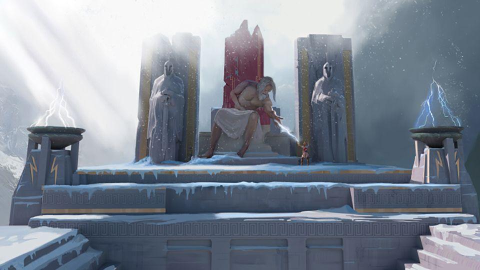 众神与怪兽手机版图2