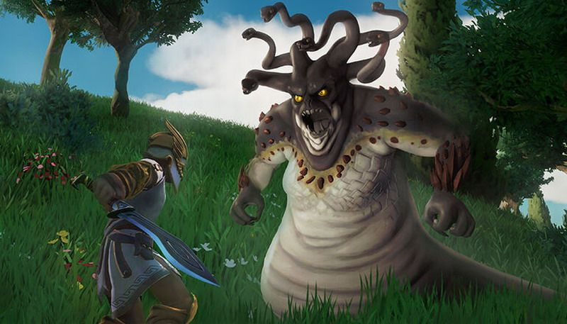 众神与怪兽游戏中文手机版图片4