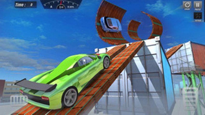 大脚怪特技赛车游戏安卓官方网站下载图片2