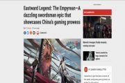《剑网3:指尖江湖》亮相E3 外媒夸赞:东方武侠让玩家流连忘返[多图]