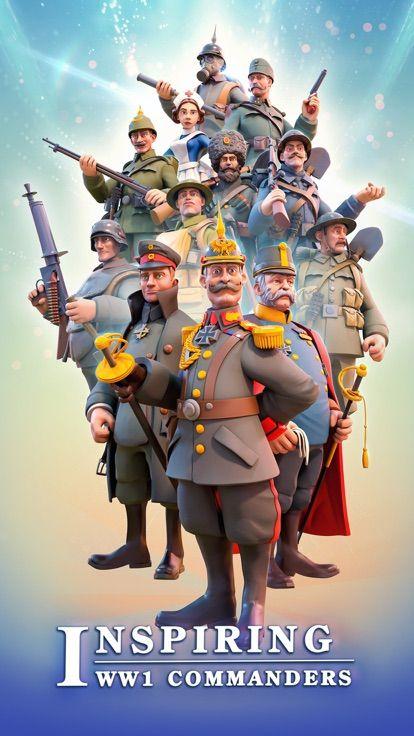 国家博弈WW1战略中文版图4