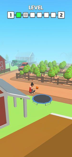 Flip Dunk游戏安卓版下载(翻转灌篮)图片1