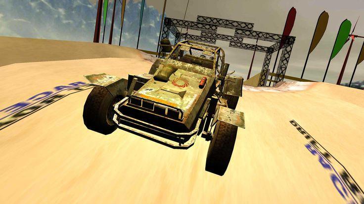 超级坡道3D赛车特技(MegaRamp3DCarRaceStunt)游戏官方网站安卓下载图片4