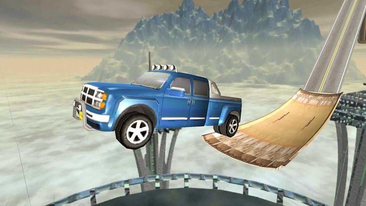 超级坡道3D赛车特技(MegaRamp3DCarRaceStunt)游戏官方网站安卓下载图片2