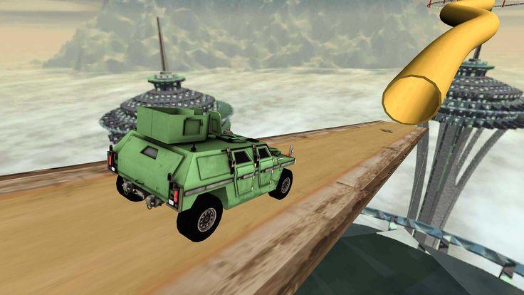 超级坡道3D赛车特技(MegaRamp3DCarRaceStunt)游戏官方网站安卓下载图片3
